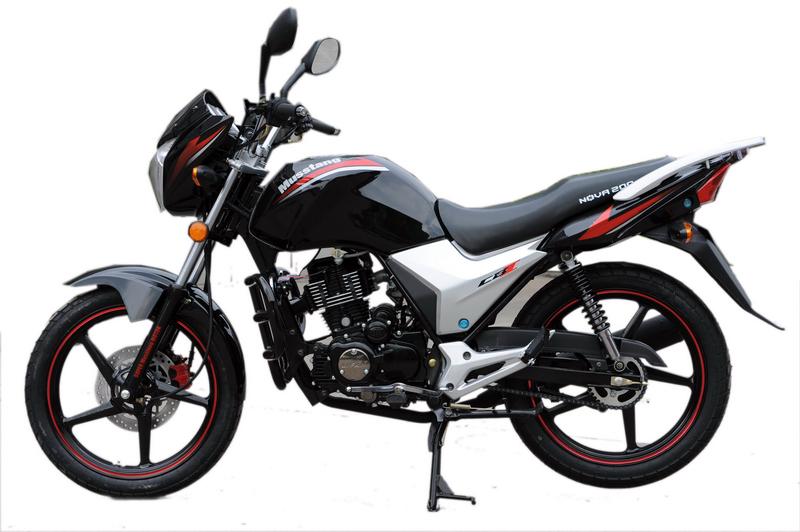 Дорожный мотоцикл Musstang mt200-6