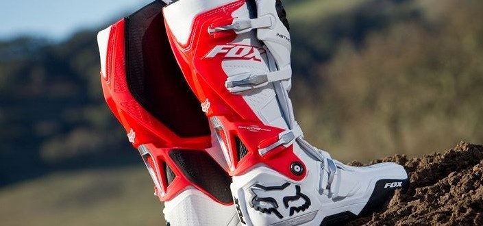 Как выбрать мотоциклетную обувь
