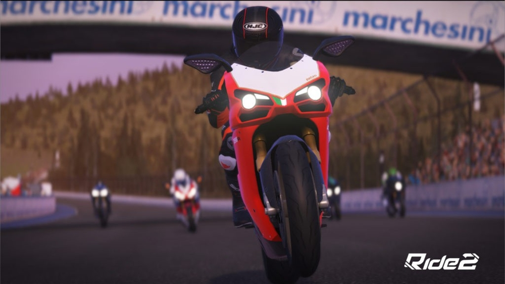 Ride2: новое дополнение Ducati Bikes Pack / Мотоновости / БайкПост