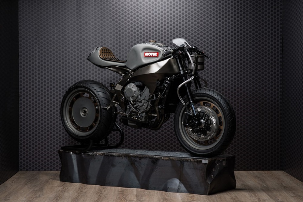 Мотоцикл Motul Onirika 2853 2016 продадут с акциона / Мотоновости / БайкПост
