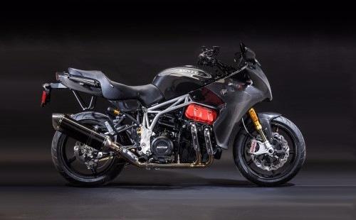 Карбоновый мотоцикл Motus MST-R / Мотоновости / БайкПост