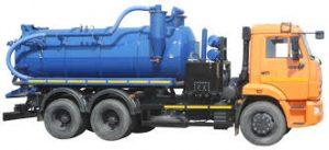 Утилизация жидких бытовых отходов