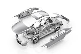 Кузовные детали авто: материалы и их особенности