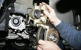 Проверяем тормозную систему автомобиля