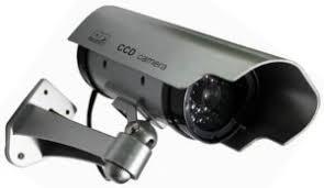 Насколько эффективным считается муляж камеры слежения?