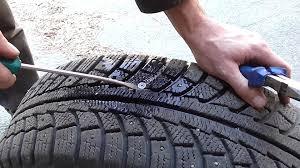 Как отремонтировать шины недорого