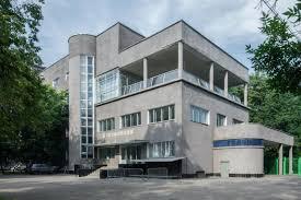 Конструктивизм как архитектурный стиль
